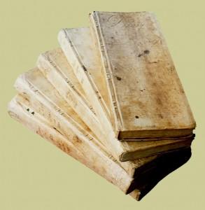 Mary Hardy's manuscript diary