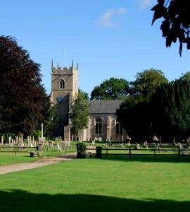Whissonsett Church