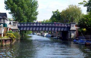 Foundry Bridge, Norwich
