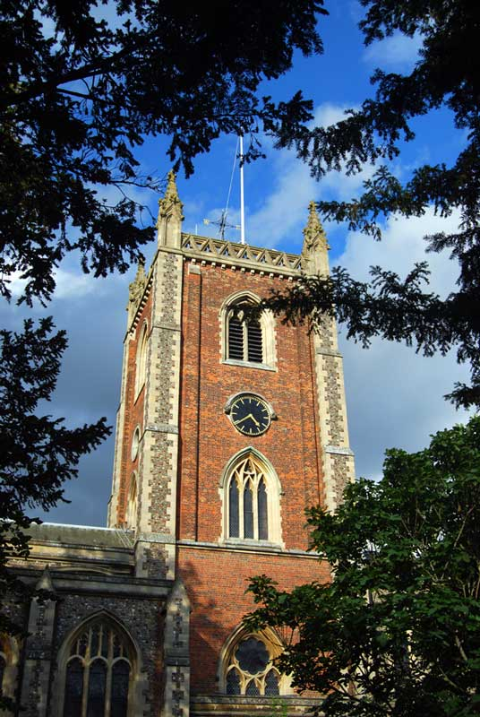 St Peter's Church, St Albans