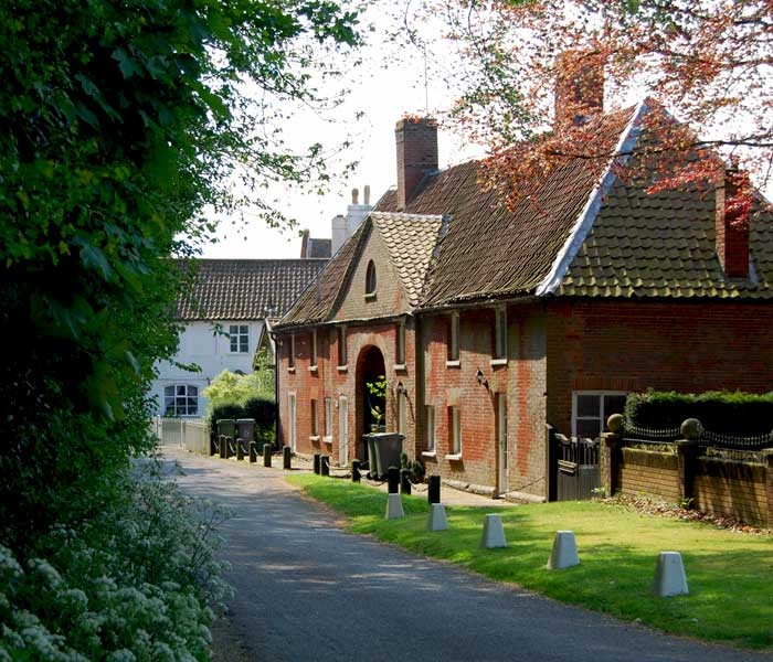 Coltishall, the Anchor maltings