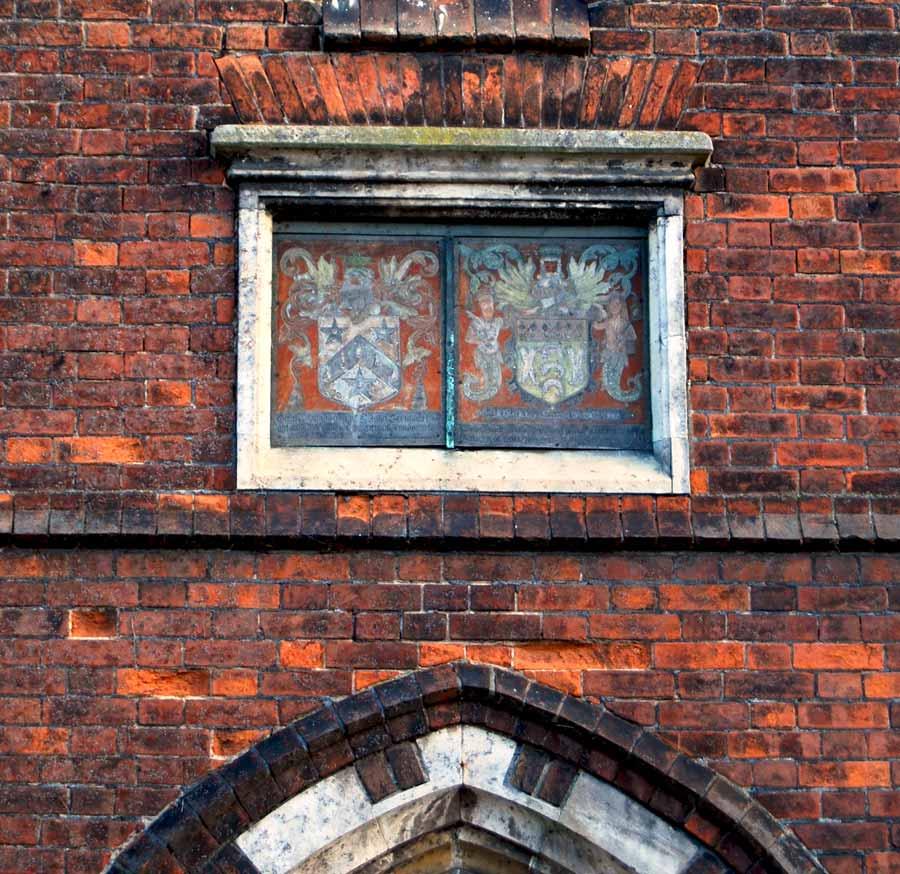 Holt Free Grammar School, Gresham arms