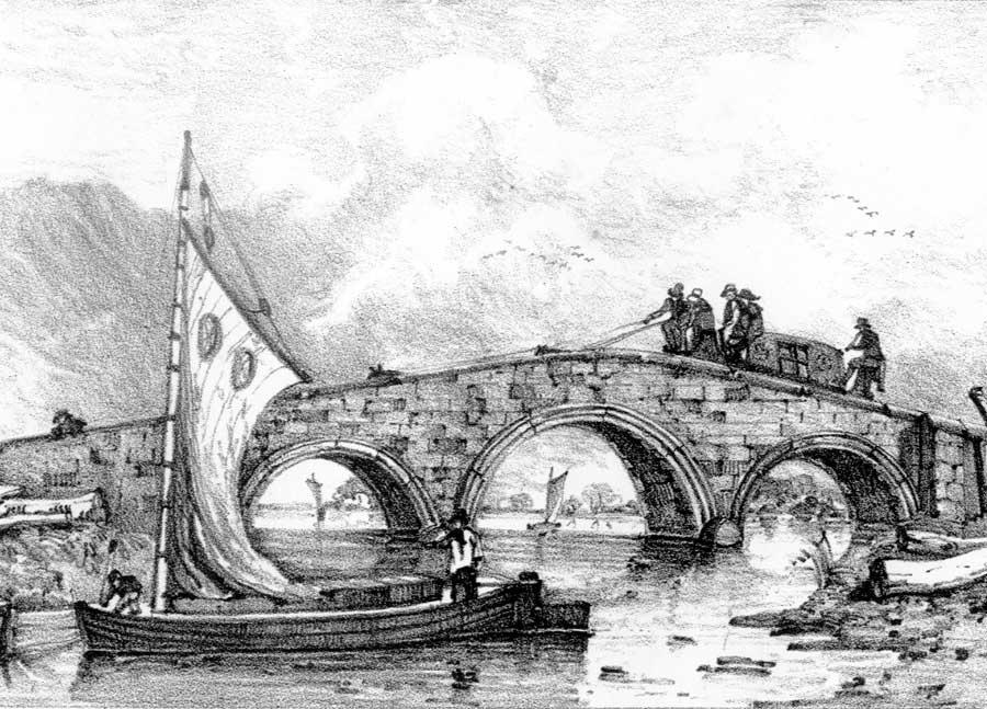 Stone's Acle Bridge