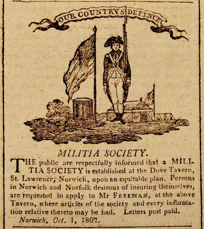 Norwich Mercury,17 Oct. 1807