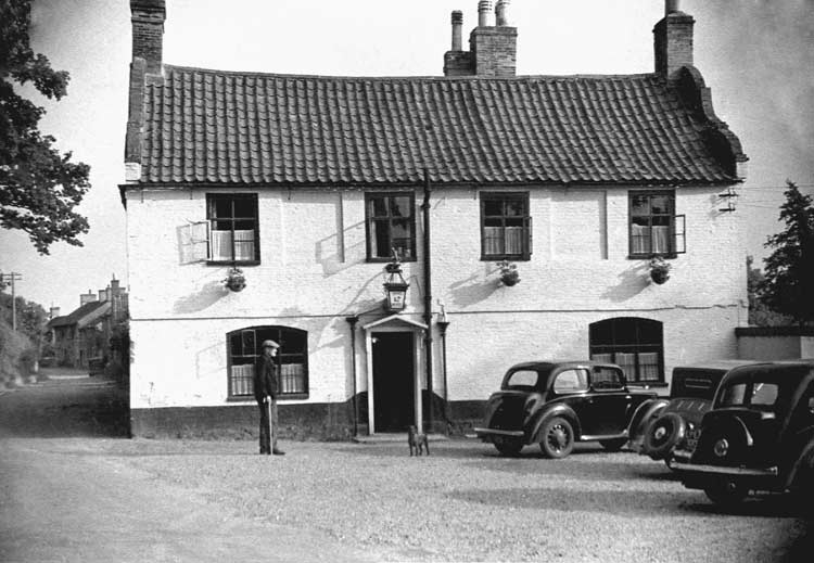 Coltishall. Anchor Hotel 1947