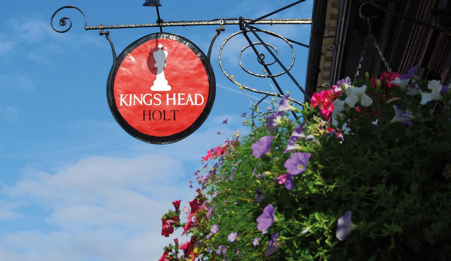 King's Head, Holt