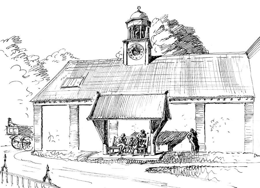 Letheringsett brewery pre-1879