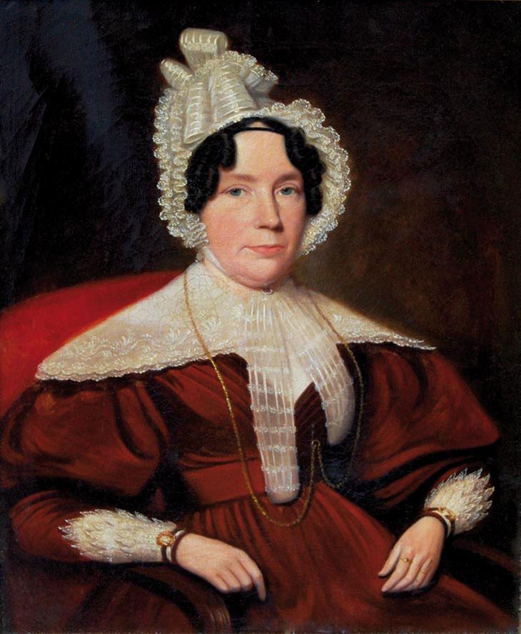 Mary Ann Cozens, née Hardy