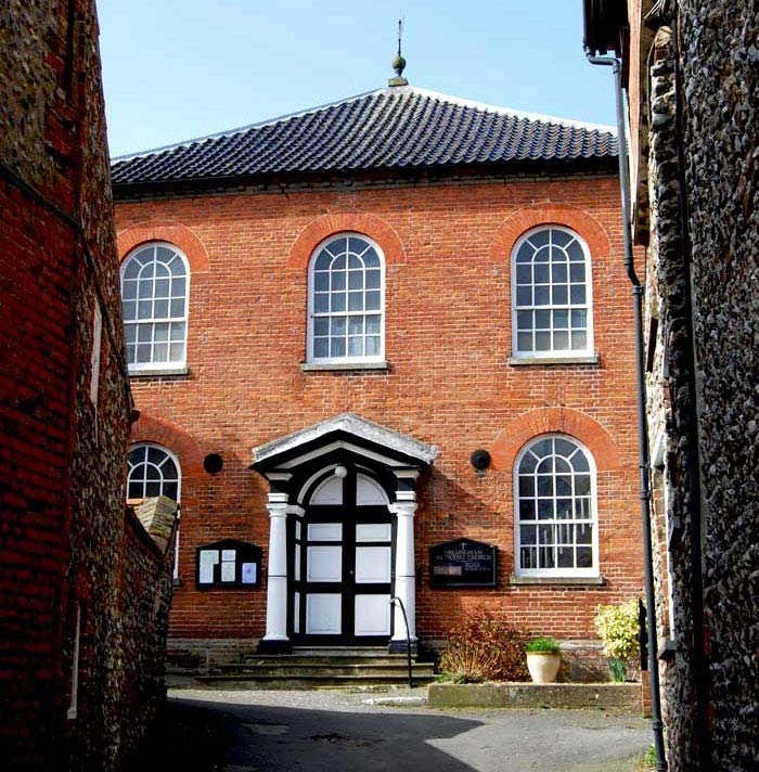 Walsingham Methodist Church of 1794