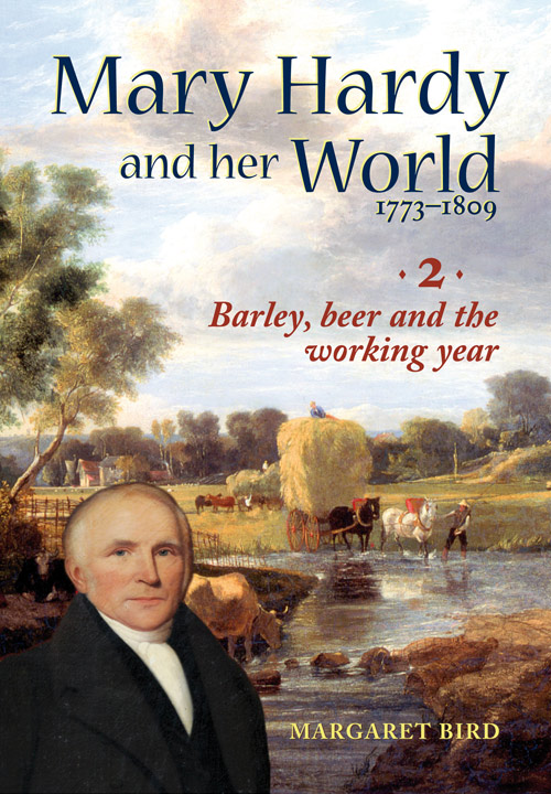 Mary Hardy and her World vol 2 cover